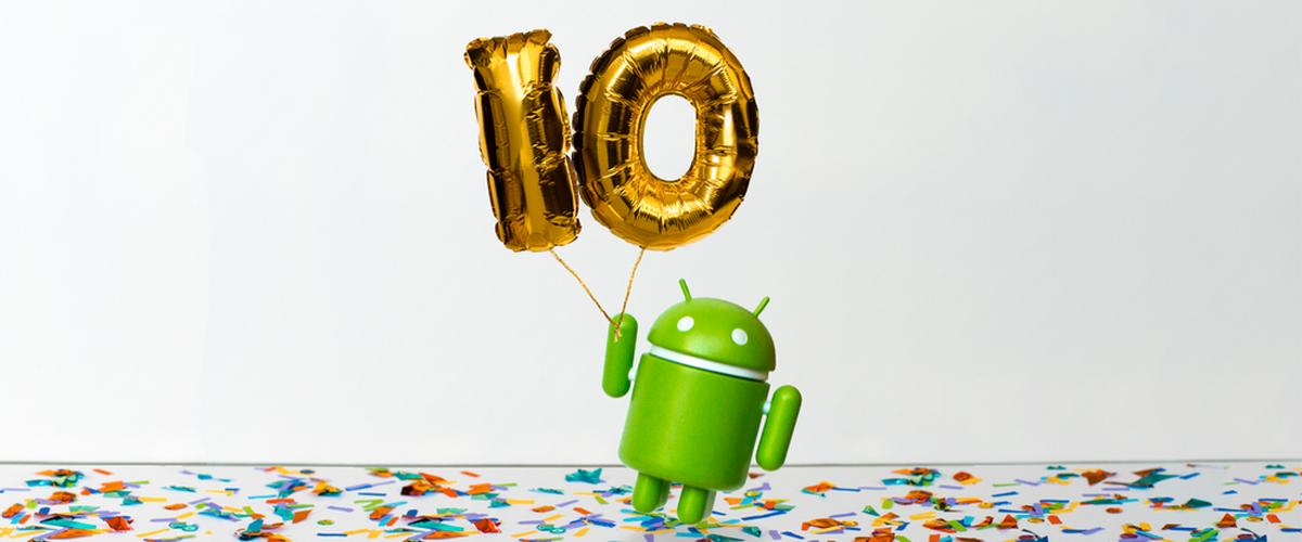 10 Jahre Android