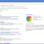 Neuer Tab in Chrome 25