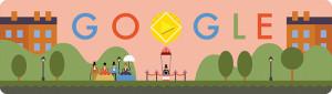 Google Doodle André-Jacques Garnerin