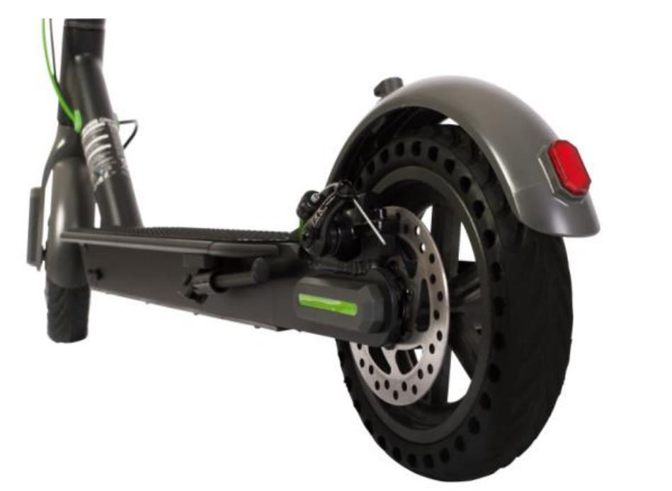 Archos Citee Scooter Android Roller Rückseite