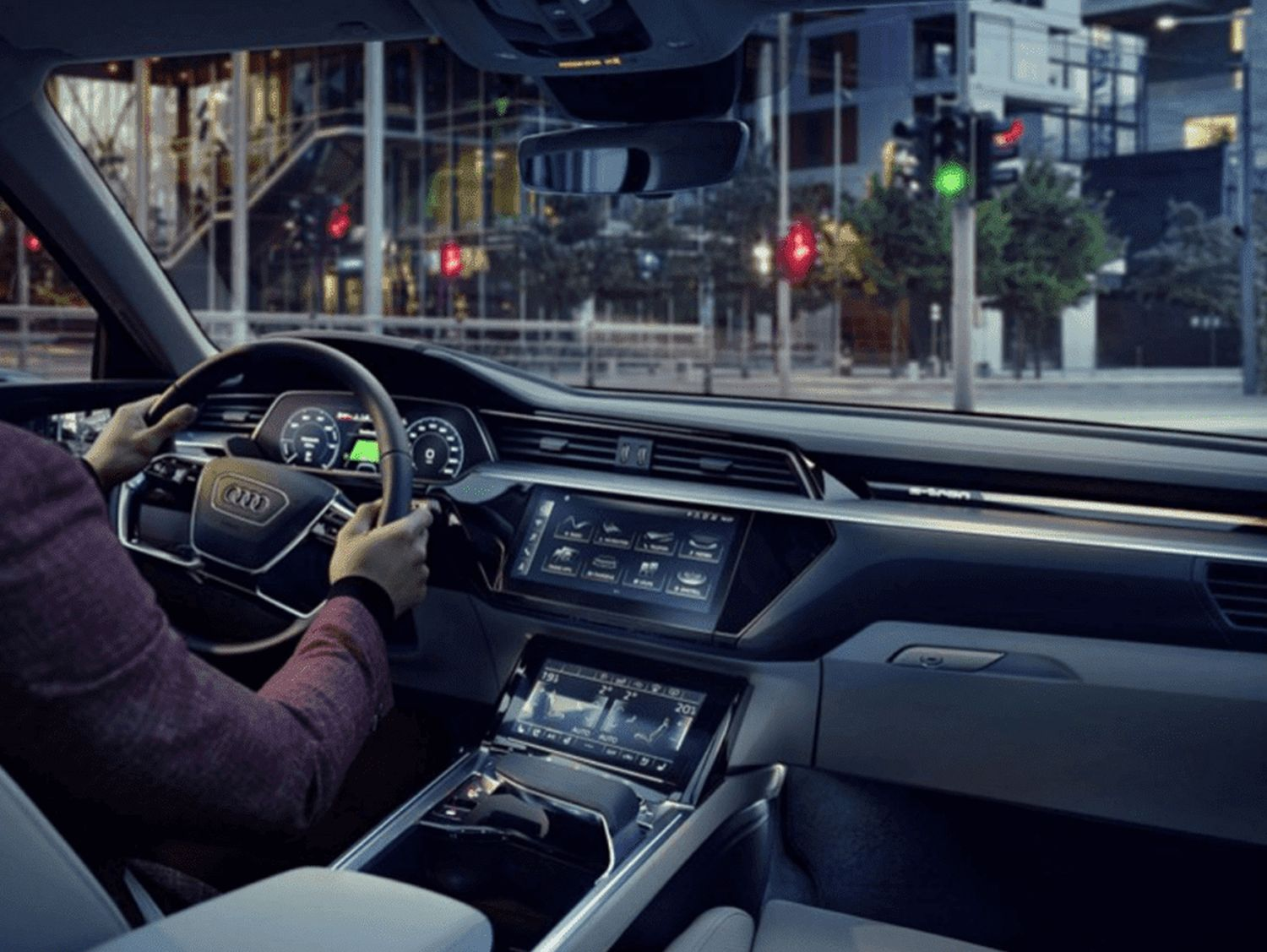Audi Android Automotive