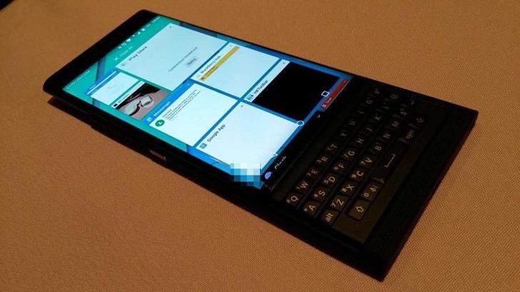 BlackBerry Venice 5