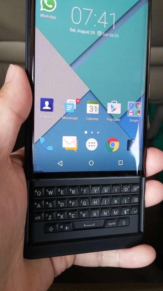 BlackBerry Venice 6