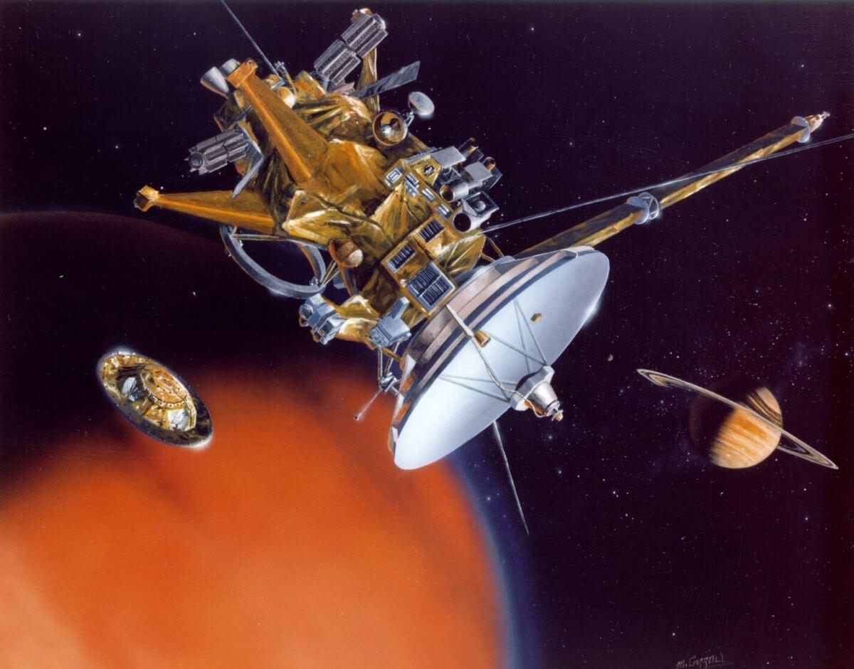 Cassini_Huygens_Titan