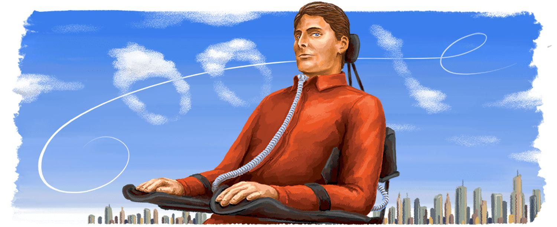 Christopher Reeve 69 Geburtstag Google Doodle