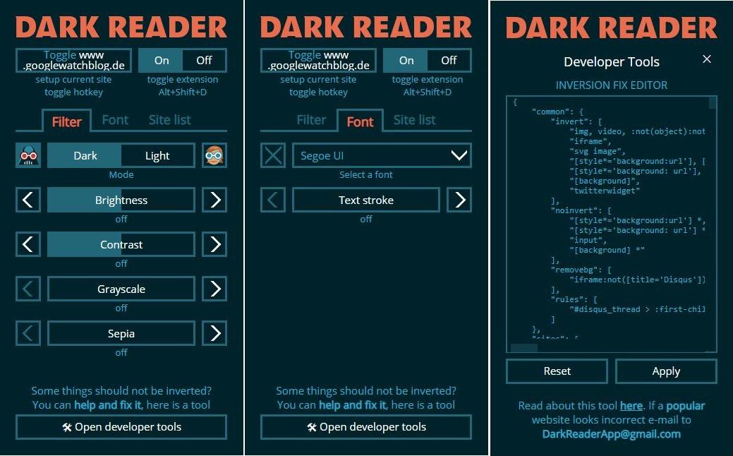 Dark Reade Dark Screenshots