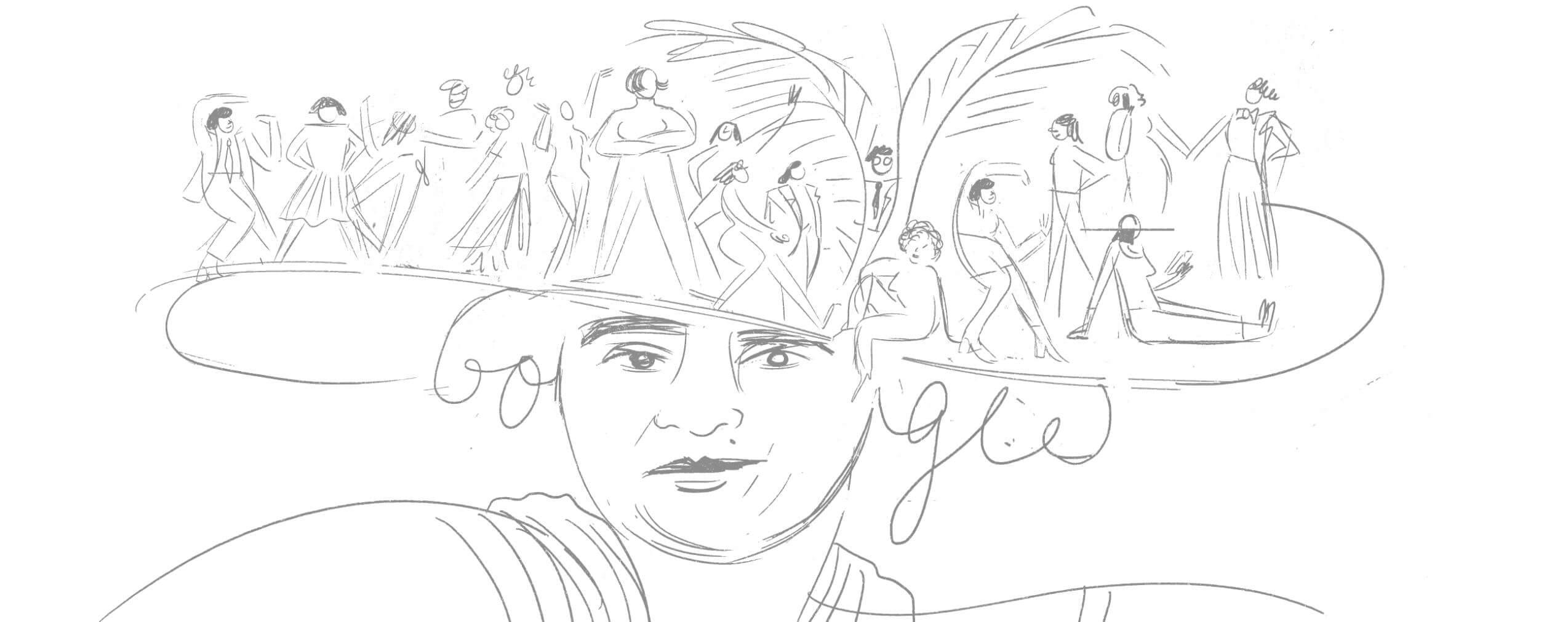 Doodle Entwurf 2