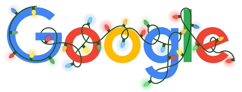 Feiertage Dezember Google Doodle