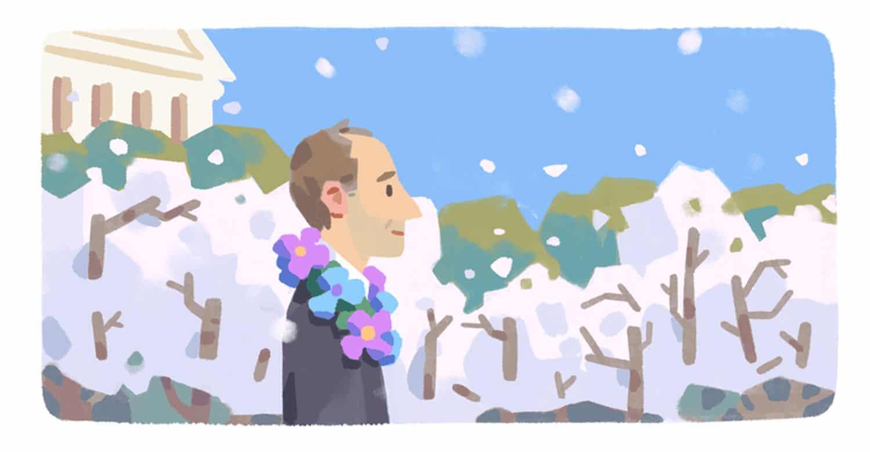 Frank Kameny Google Doodle