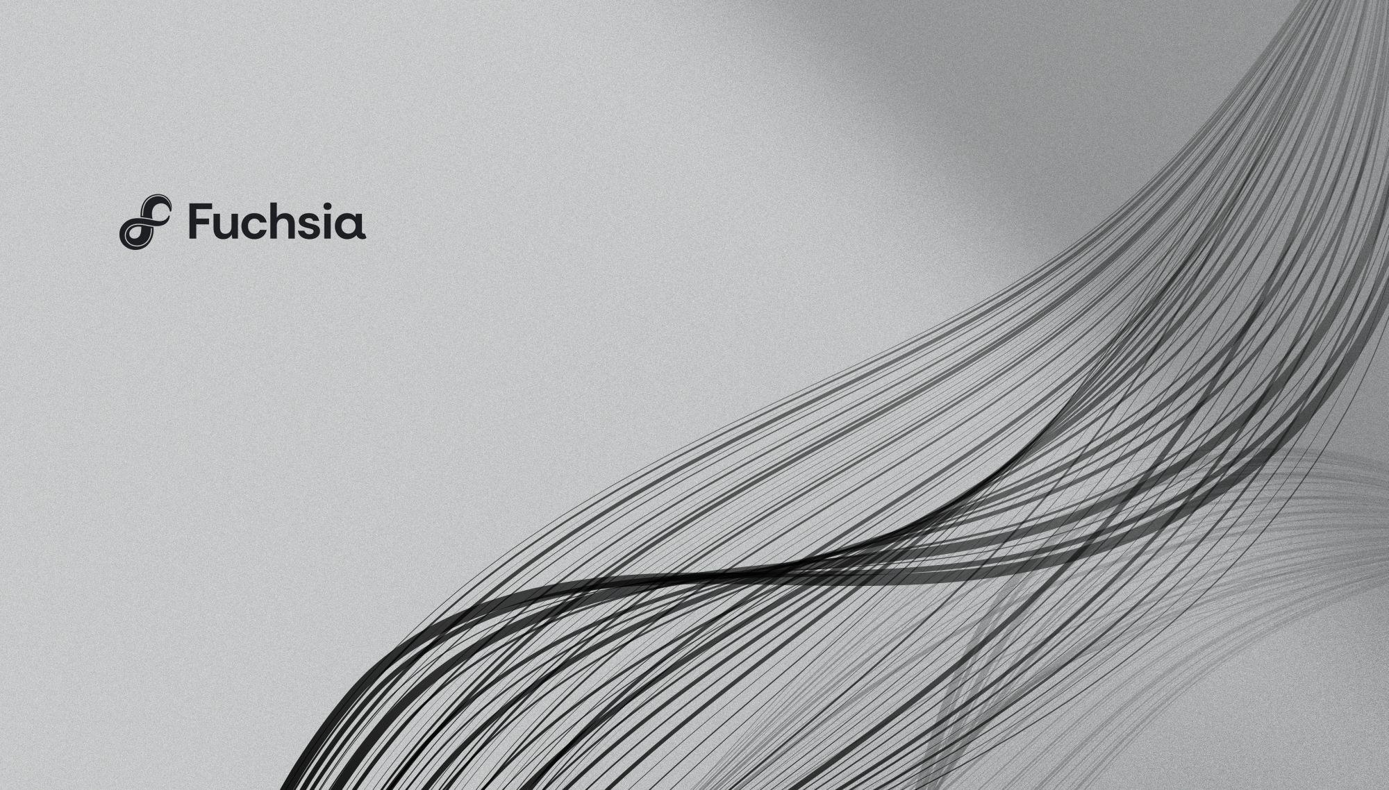 Fuchsia Background Light