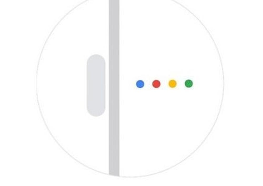 Google Assistant Pixel Button