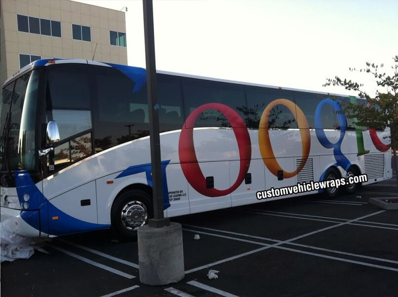 Google Bus Shuttle