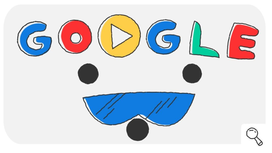 Google-Dodle Olympische Winterspiele Snow Games Tag 3