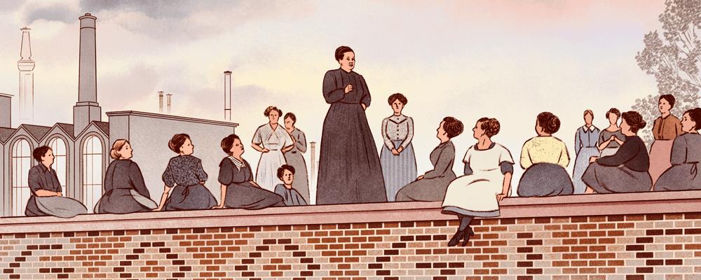Google Doodle 161 Geburtstag Emma Ihrer