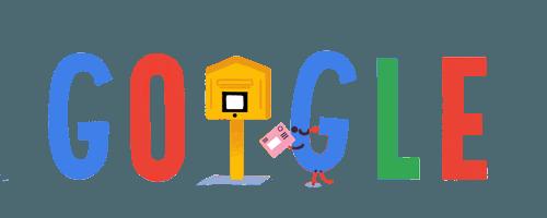 Google-Doodle Briefwahl