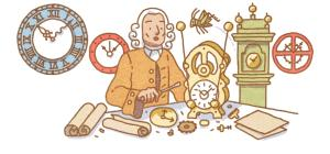Google-Doodle-John-Harrison