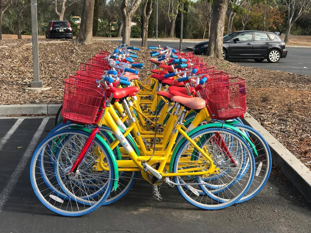 Google Fahrräder