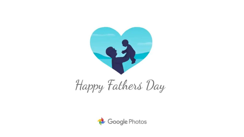 Google Fotos Vatertag
