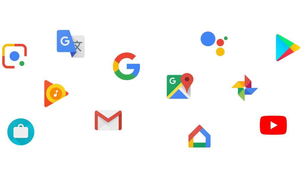 Google KI Logos