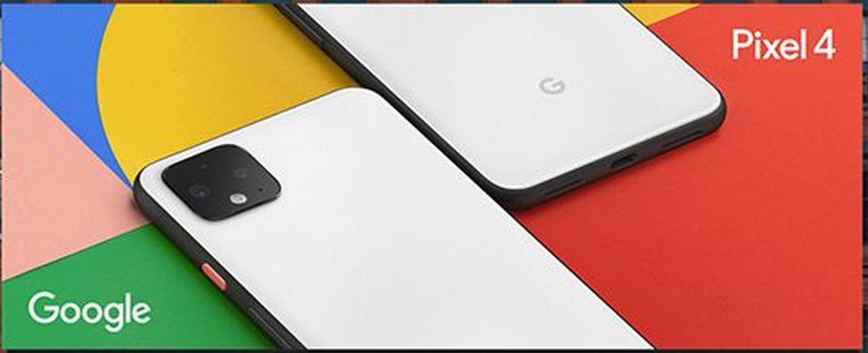 Google Pixel 4 Ad