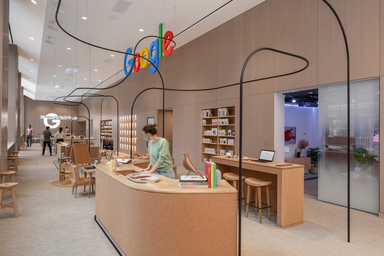 Google Store New York Chelsea 1