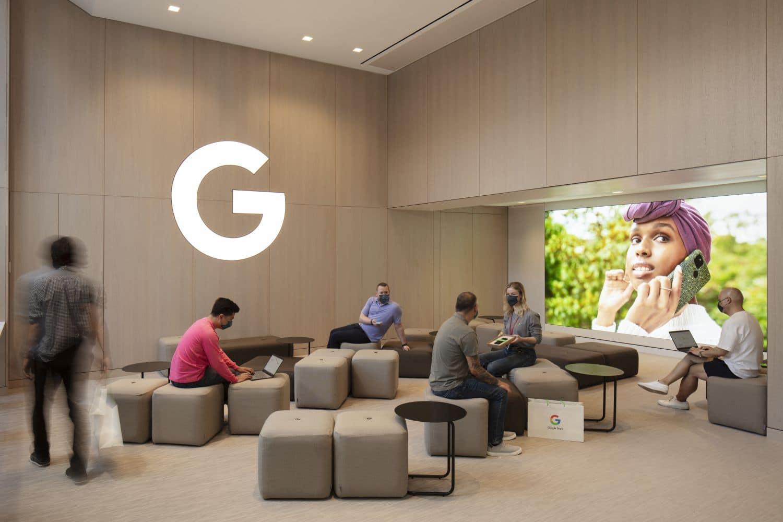 Google Store New York Chelsea 13