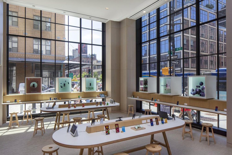 Google Store New York Chelsea 2