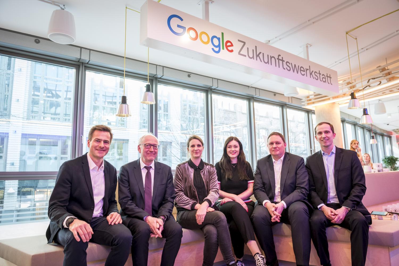 Google Zukunftswerkstatt 1
