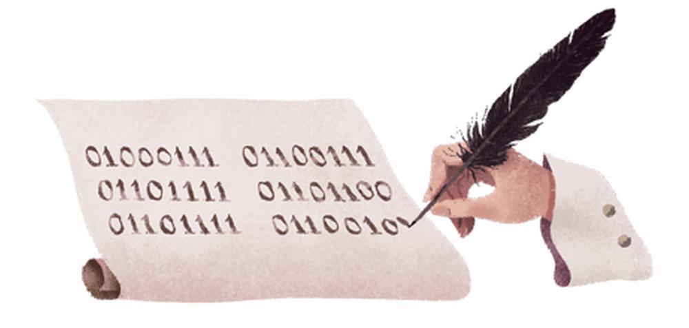 Gottfried Wilhelm Leibniz Google Doodle 372 Geburtstag