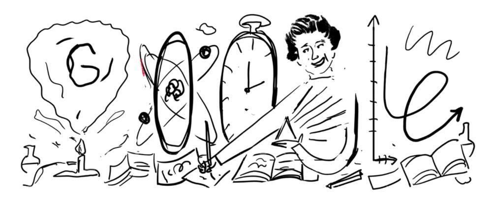 Hedwig Kohn Doodle Entwurf 2