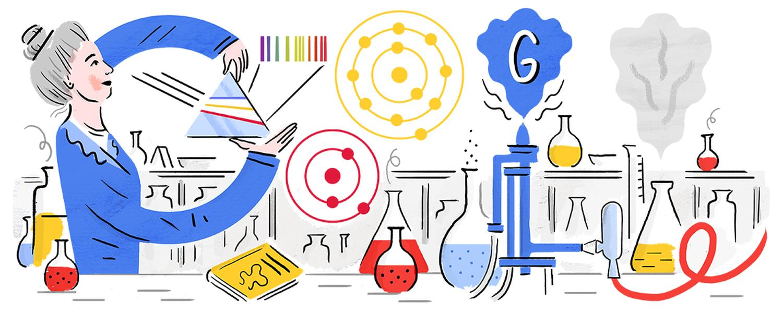 Hedwig Kohn Google Doodle