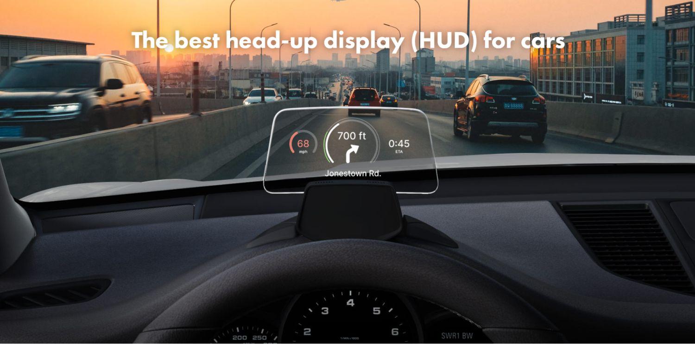 Hudway Heads up Display