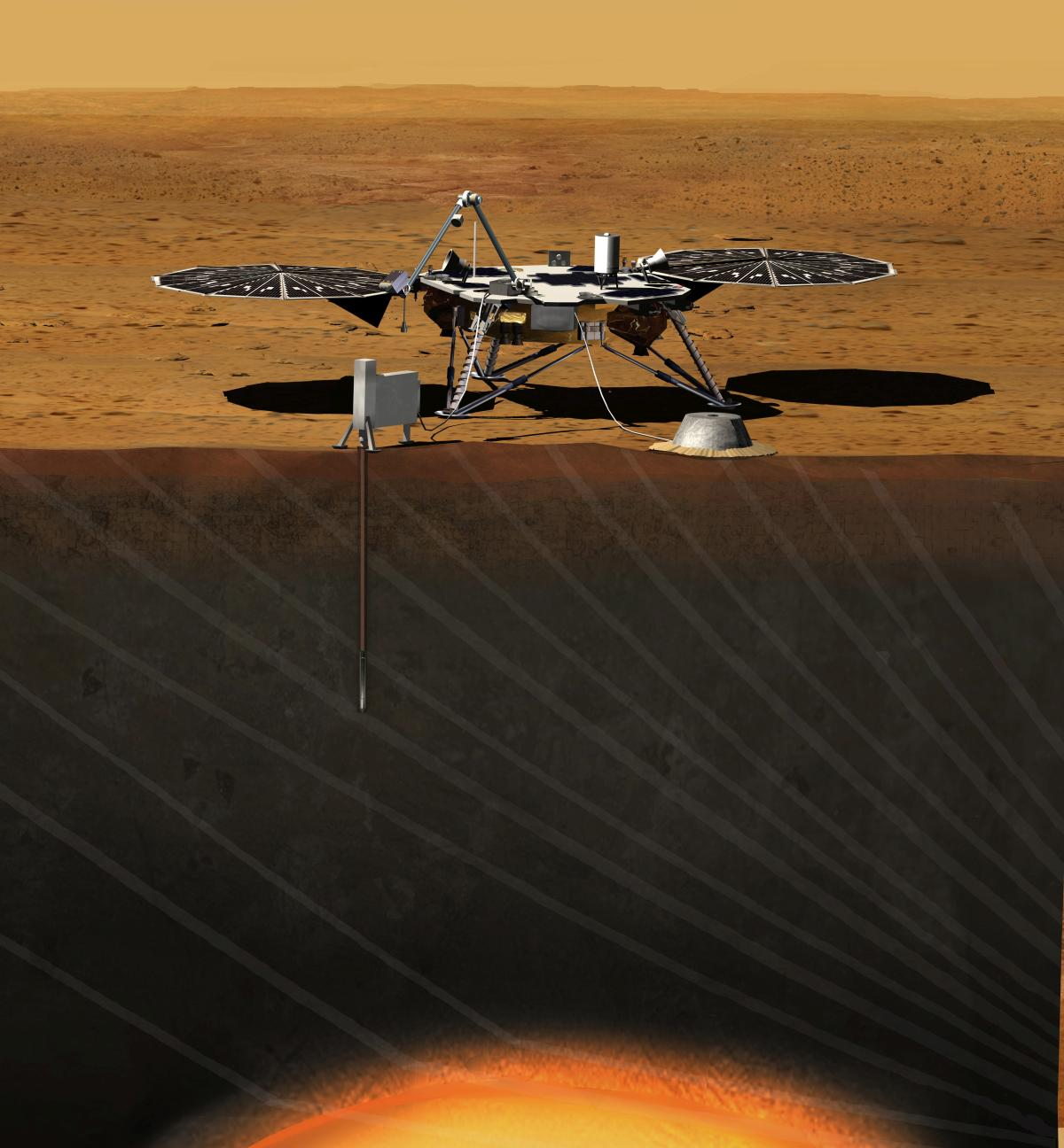 insight mars rover live stream - photo #14