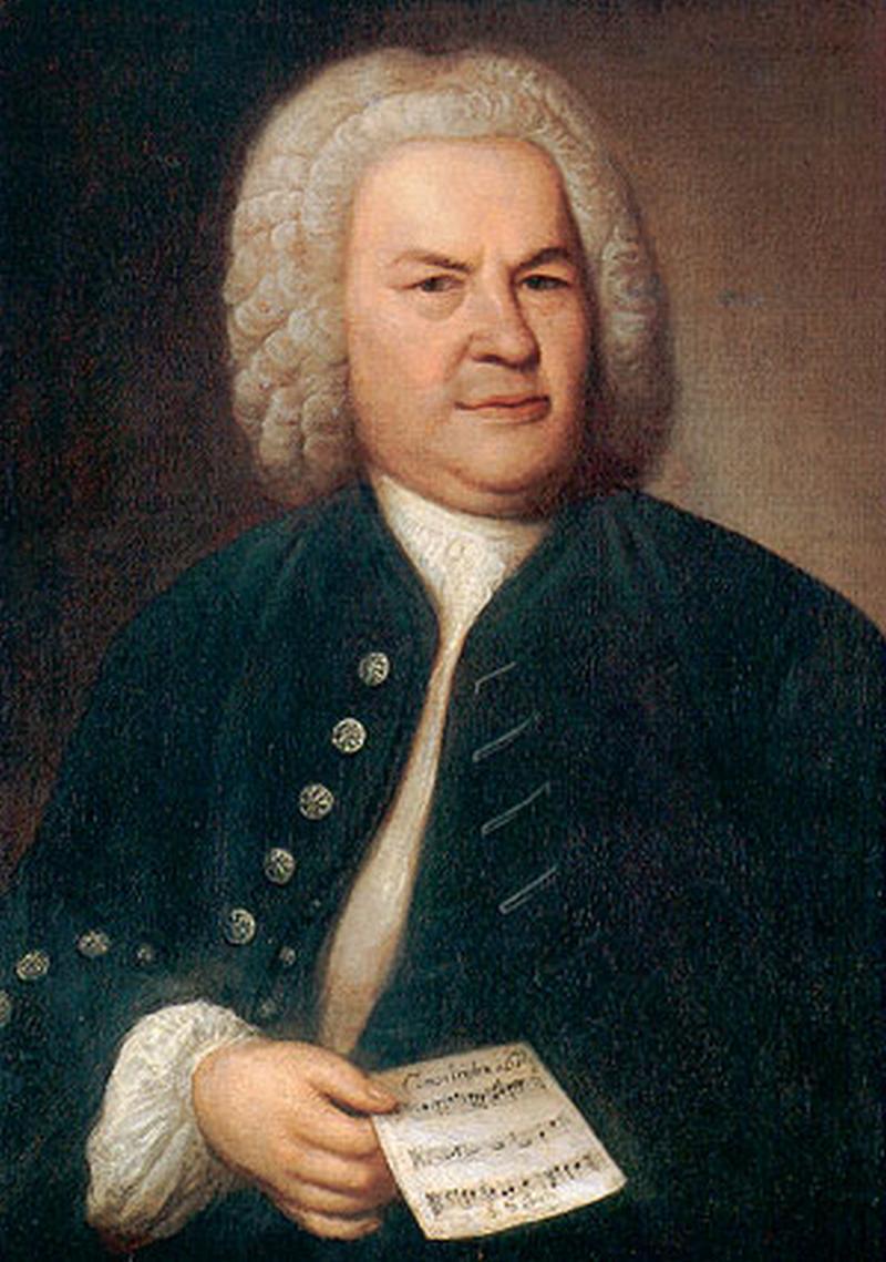 Johann Sebastian Bach Bild