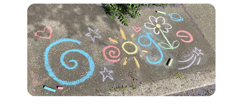 Kindertag 2021 Google Doodle