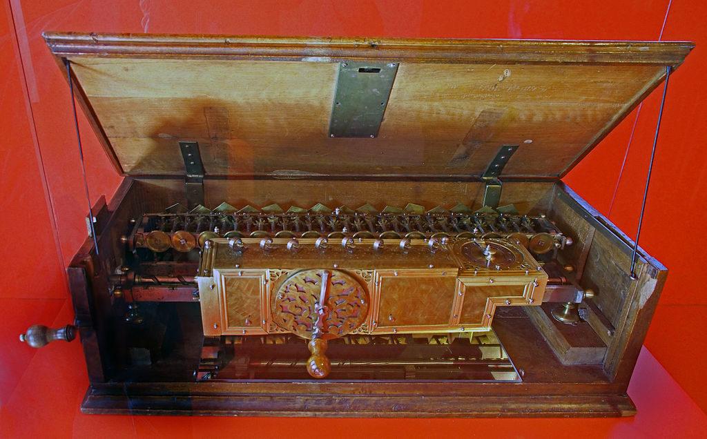 Leibniz Rechenmaschine