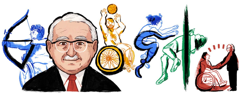 Ludwig Guttmann Google Doodle