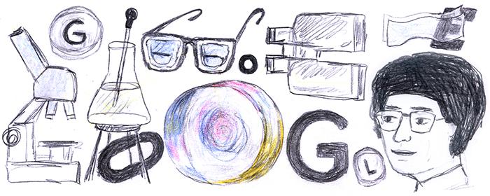 Marga Faulstich Doodle Entwurf 1