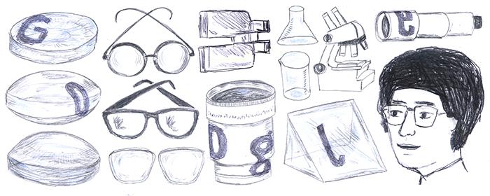 Marga Faulstich Doodle Entwurf 2