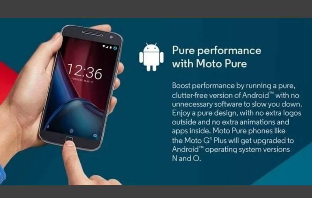 Moto-G4-Android-Oreo