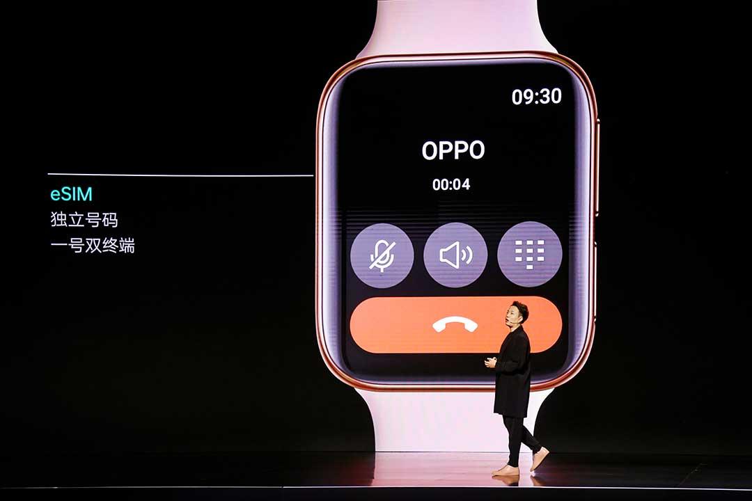 Oppo Watch 3