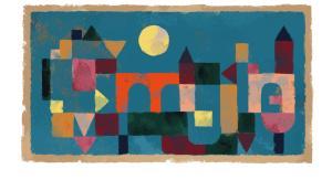 Paul-Klee-Google-Doodle-139-Geburtstag