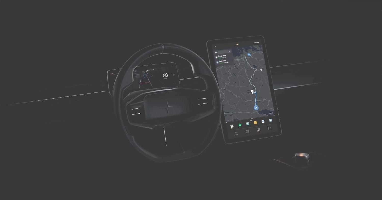 Polestar Android Automotive 1