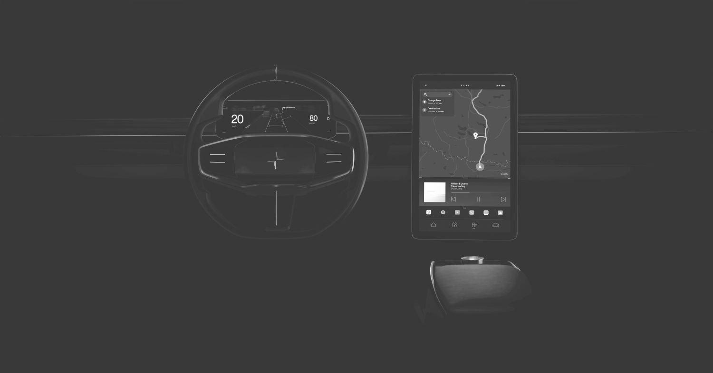 Polestar Android Automotive 2