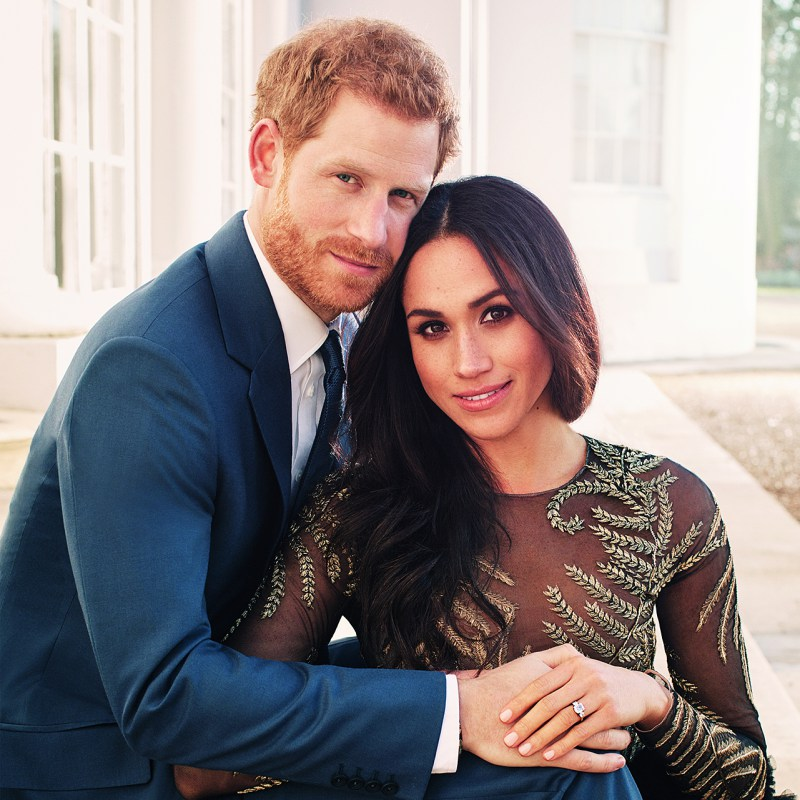 Royal Wedding Prinz Harry Meghan Markle