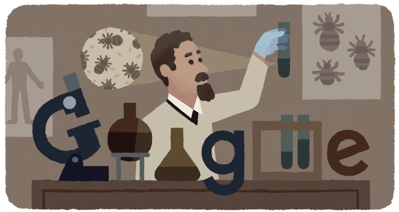 Rudolf Weigl 138 Geburtstag Google Doodle