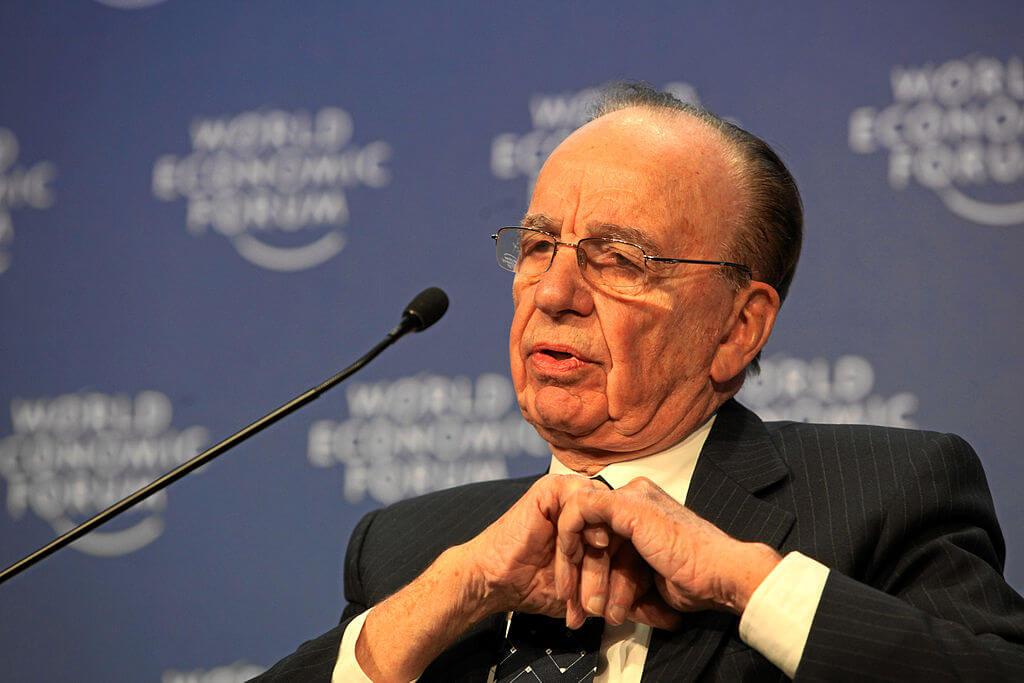 Rupert Murdoch: Facebook sollte für News zahlen