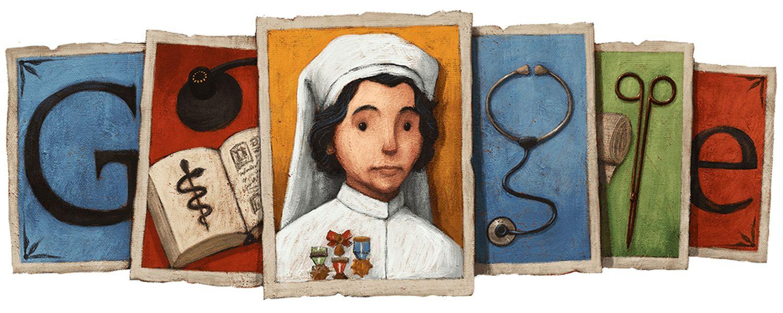 Safiye Ali Google Doodle