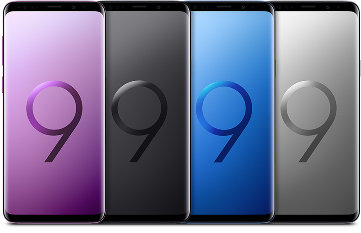 Samsung Galaxy S9 Back