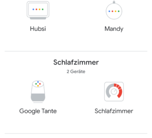 Bosch Smart Home Google Assitant